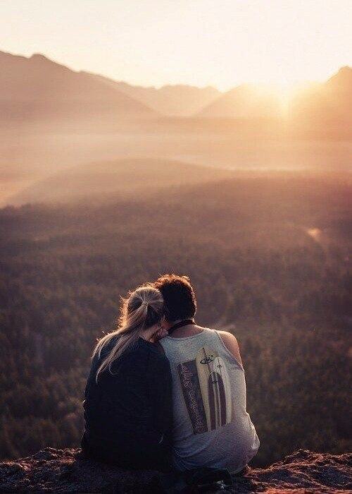 Красивые картинки на аву про любовь - скачать для девушек и парней 12