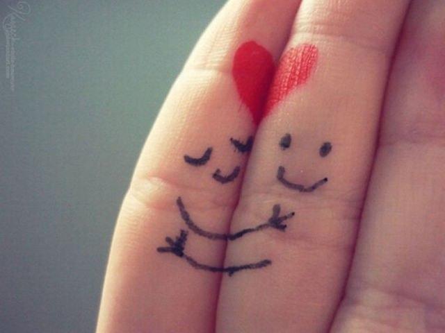Красивые картинки на аву про любовь - скачать для девушек и парней 8
