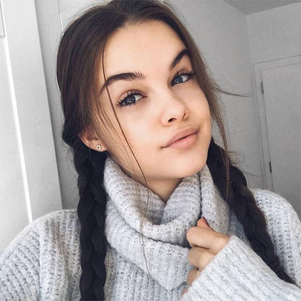 Милые и восхитительные фотографии девушек - классная подборка №10 1