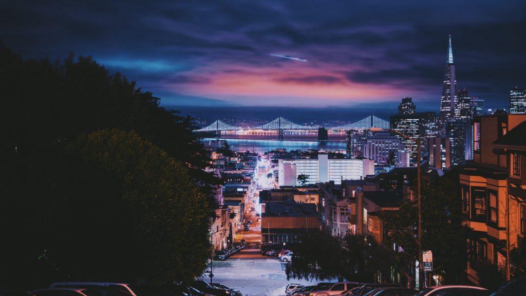 Невероятные фото городов и небоскребов на рабочий стол - подборка №3 10