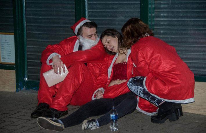 Новогодние фото приколы - самые смешные и веселые картинки 2018 9