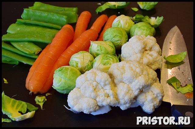 Почему полезно есть цветную капусту Основные плюсы употребления 3