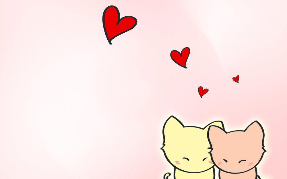 Прикольные и красивые рисунки для срисовки любовь - скачать онлайн 11