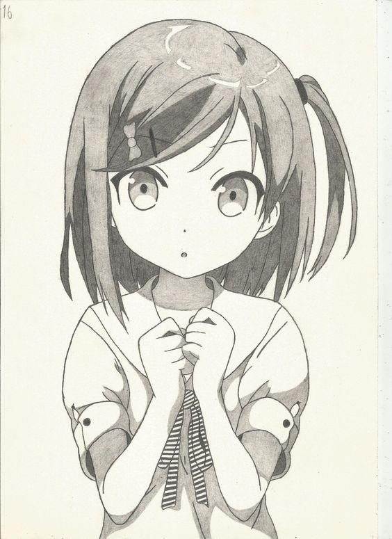 Рисунки карандашом для срисовки очень красивые - лучшая подборка 11