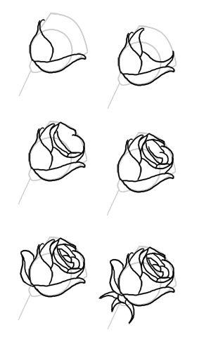 Рисунки карандашом для срисовки очень красивые - лучшая подборка 17