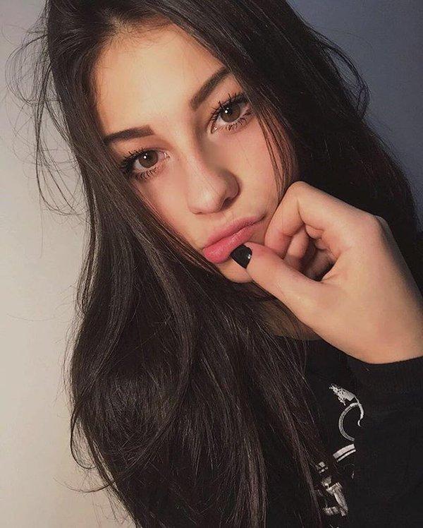 Самые милые и красивые девушки 2018 - смотреть подборку фото №8 11