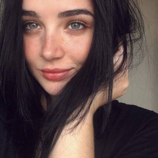 Самые милые и красивые девушки 2018 - смотреть подборку фото №8 4