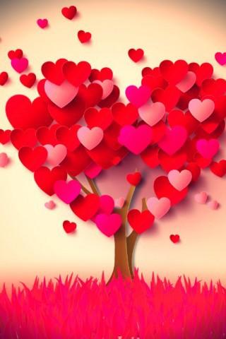 Скачать бесплатно красивые картинки про любовь на телефон - коллекция 16