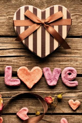 Скачать бесплатно красивые картинки про любовь на телефон - коллекция 17
