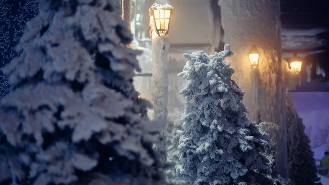 Скачать картинки про зиму и снег - самые красивые и прикольные 16