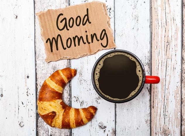 Доброе утро картинки и открытки с кофе - самые милые и приятные 11