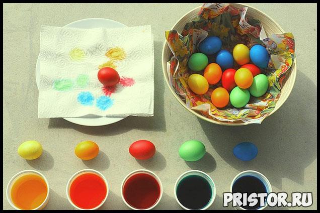 Зачем красят яйца на Пасху и как украсить пасхальный стол - лучшие советы 2