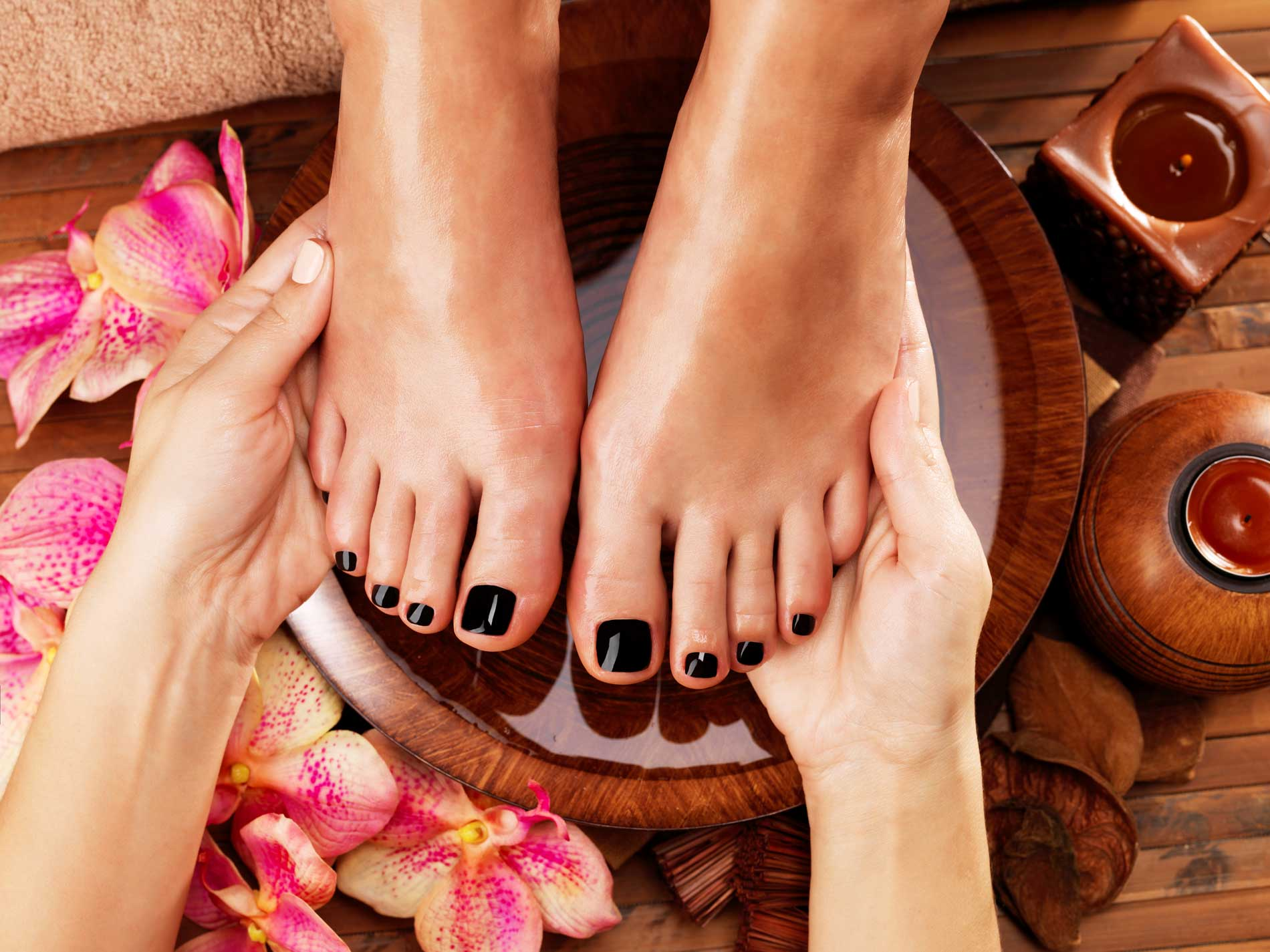Как размягчить твёрдые ногти на ногах в домашних условиях - советы 1