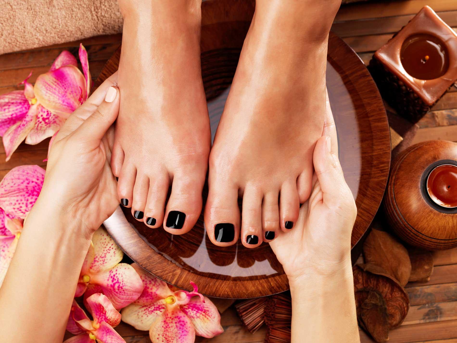 Женские ножки фото в домашних условиях