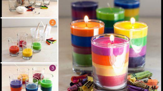 Как сделать свечу своими руками - основные рекомендации и советы 2
