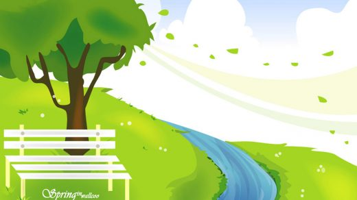 Картинки и рисунки для детей на тему Краски Весны - самые красивые 3