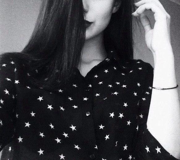 Картинки на аву черные волосы, брюнетки спиной - самые красивые 6