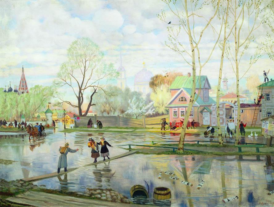 Картинки на тему Весна для детского сада - самые красивые и прикольные 10