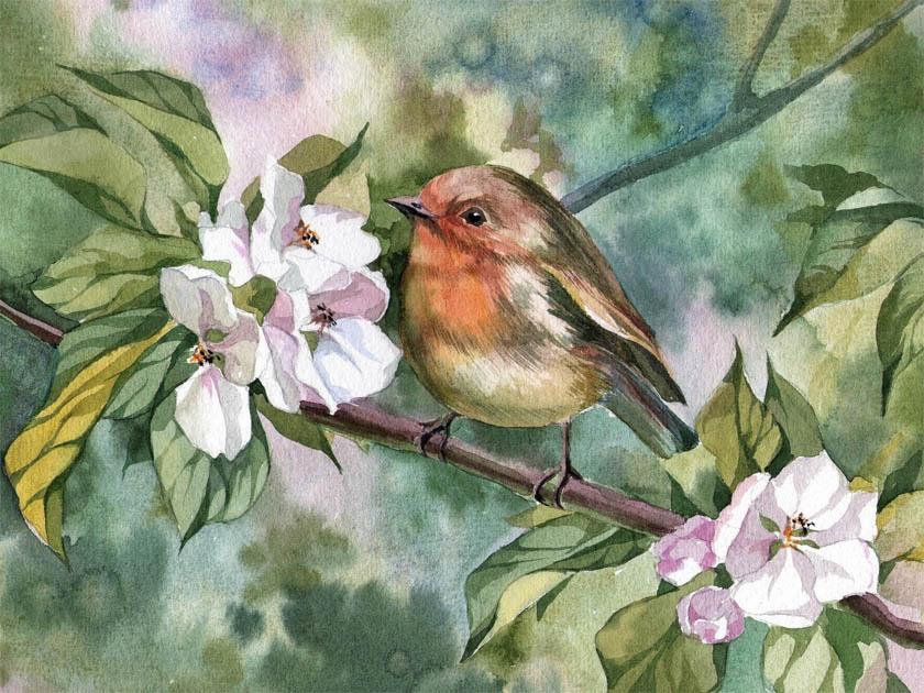 Картинки на тему Весна для детского сада - самые красивые и прикольные 2