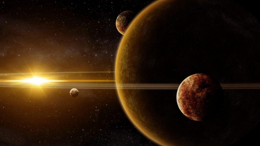 Красивые и прикольные картинки звезд и планет на рабочий стол №6 1