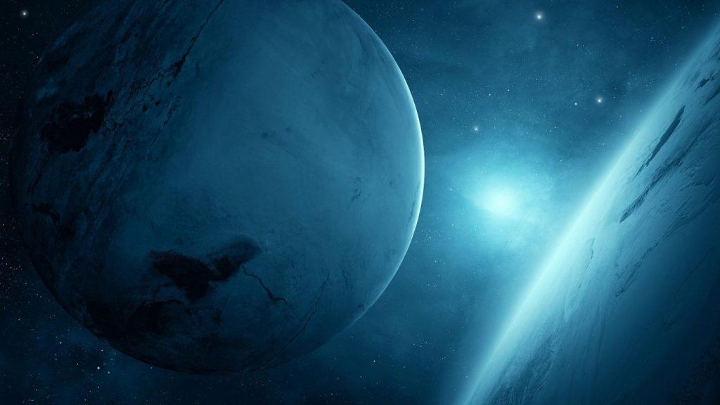 Красивые и прикольные картинки звезд и планет на рабочий стол №6 7