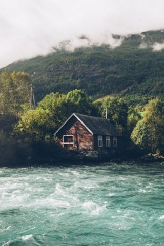Красивые и прикольные картинки, фото природы на заставку телефона 1