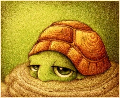 Красивые и прикольные нарисованные картинки животных - лучшая подборка 3