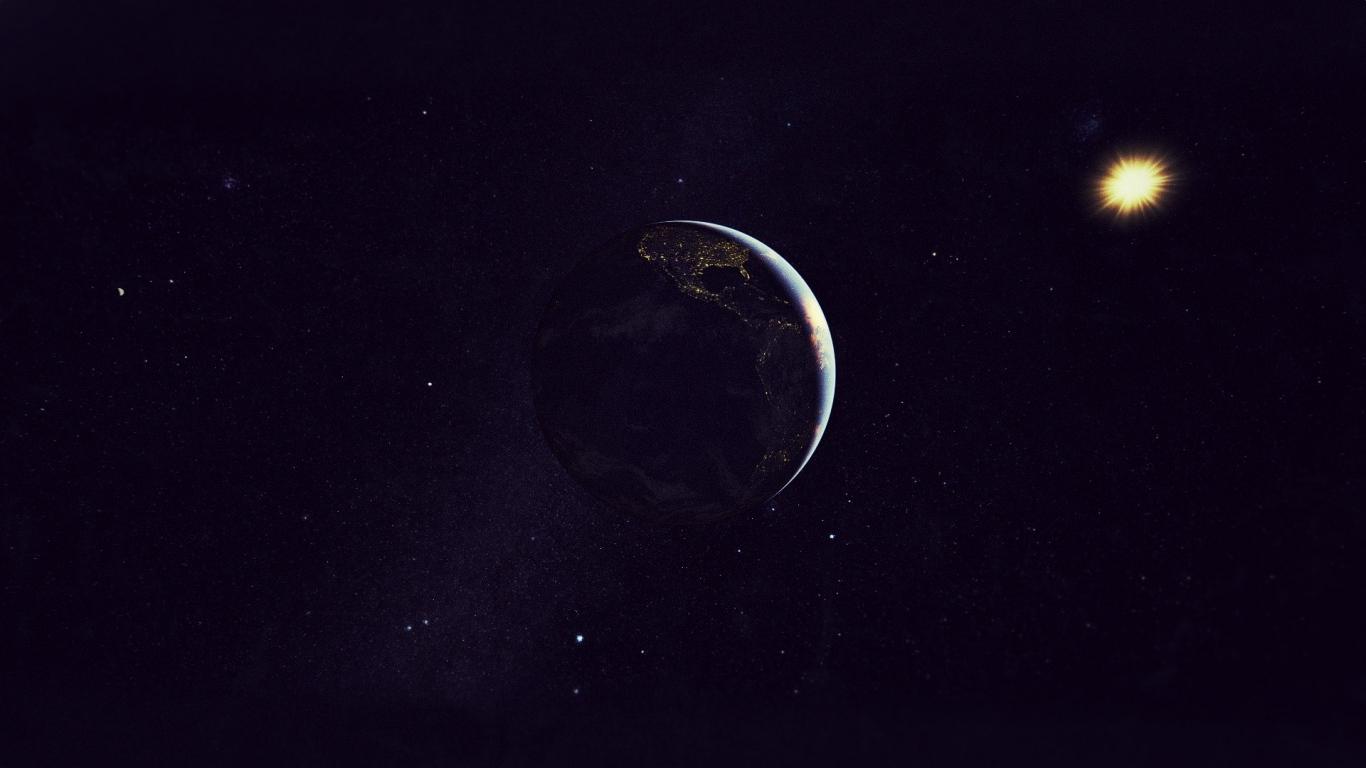 Красивые картинки космоса и звезд на рабочий стол - подборка №4 1