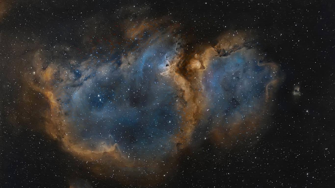 Красивые картинки космоса и звезд на рабочий стол - подборка №4 4