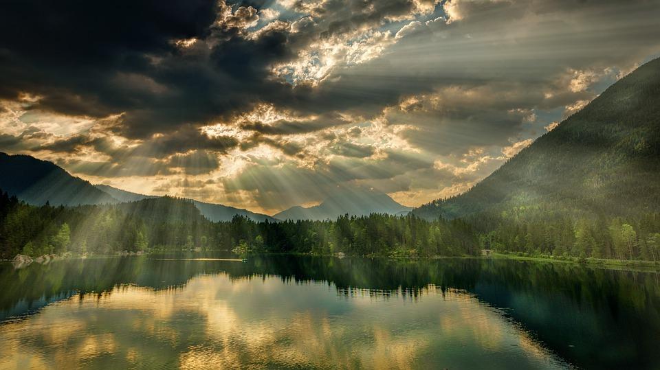 Красивые пейзажи природы фото и картинки - самые удивительные 1
