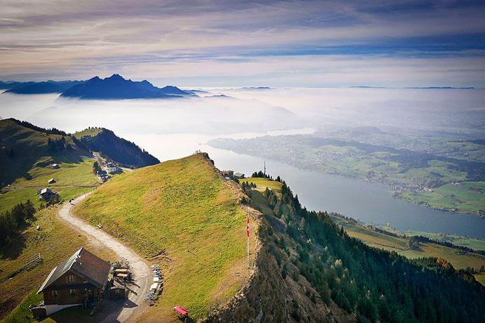 Красивые пейзажи природы фото и картинки - самые удивительные 15