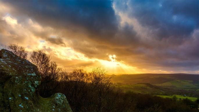 Красивые пейзажи природы фото и картинки - самые удивительные 23