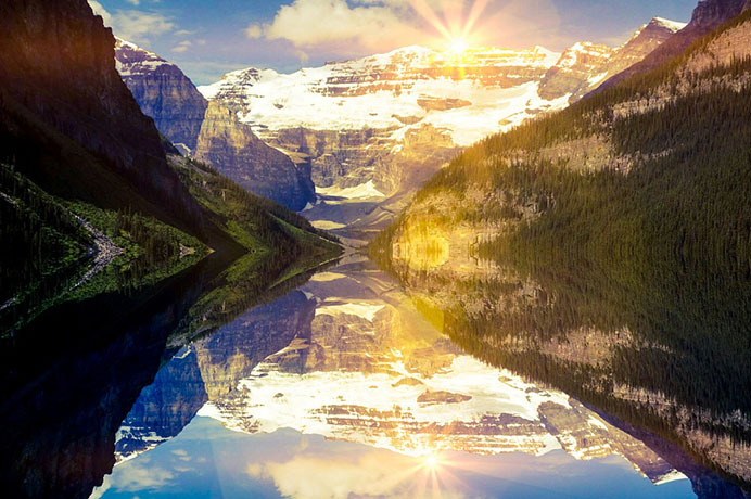 Красивые пейзажи природы фото и картинки - самые удивительные 5