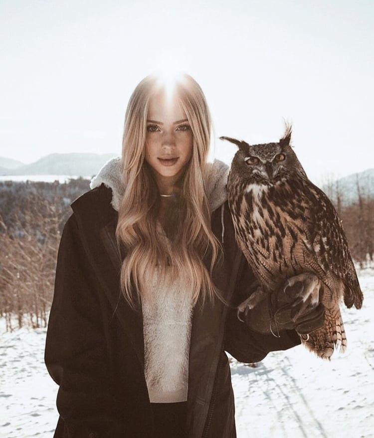 Крутые и новые картинки и фото на аватарку для девушек - коллекция 4