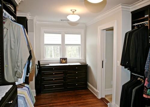 Нужна ли вентиляция в гардеробной комнате, её необходимость 2