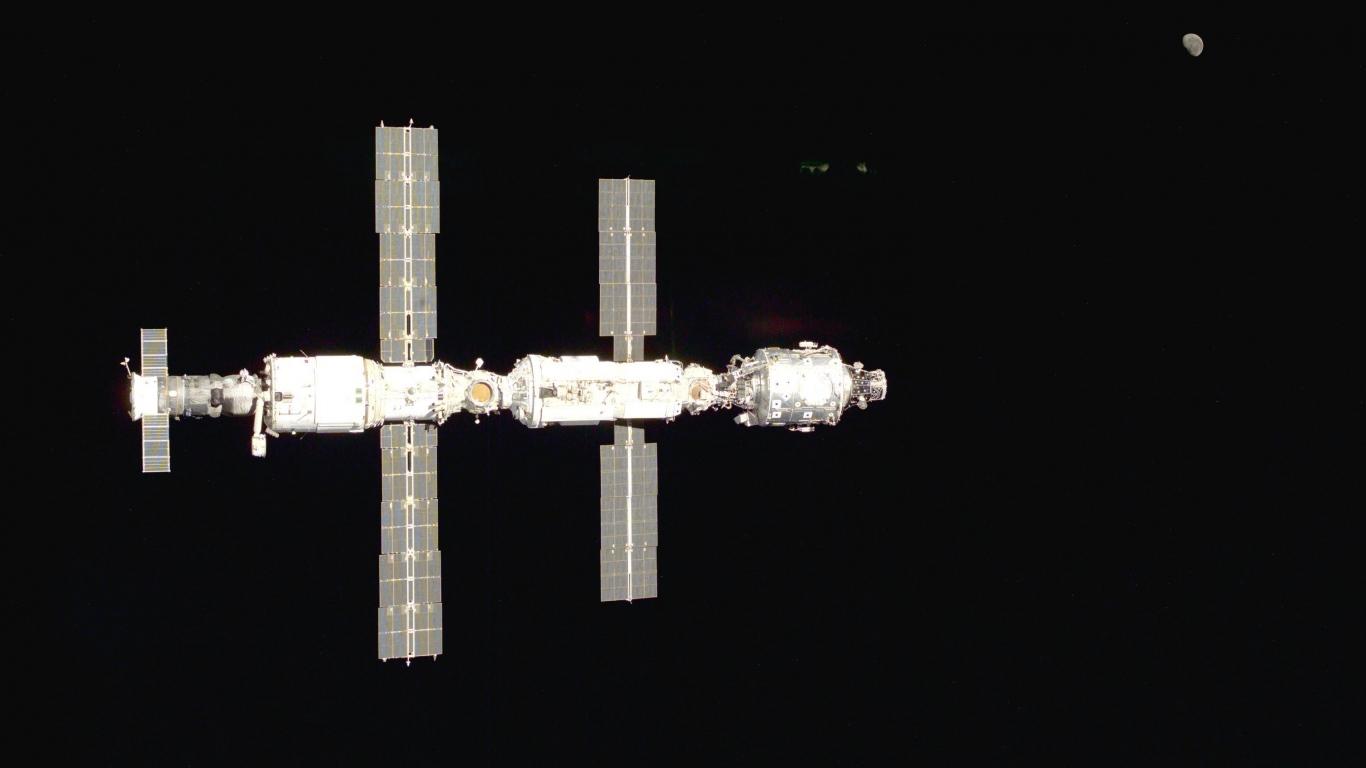 Прикольные и невероятные обои космоса на рабочий стол - скачать №5 3