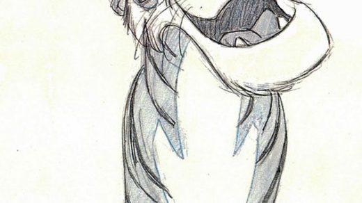 Рисунки для срисовки для детей - самые красивые и прикольные №2 14