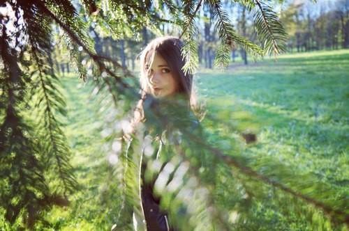 Селфи и портреты девушек, девочек на аватарку - скачать картинки, фото 6
