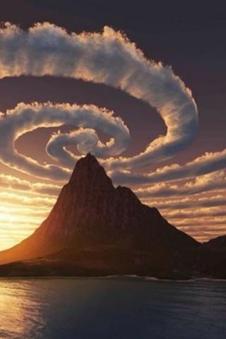 Скачать бесплатно картинки неба на телефон - самые красивые и крутые 13