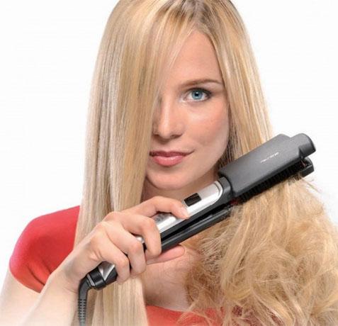 Что делать, если пушатся волосы - как решить проблему в домашних условиях 3