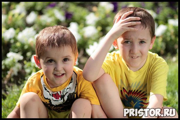 Выпадение волос у детей - причины и лечение, что делать маме 1