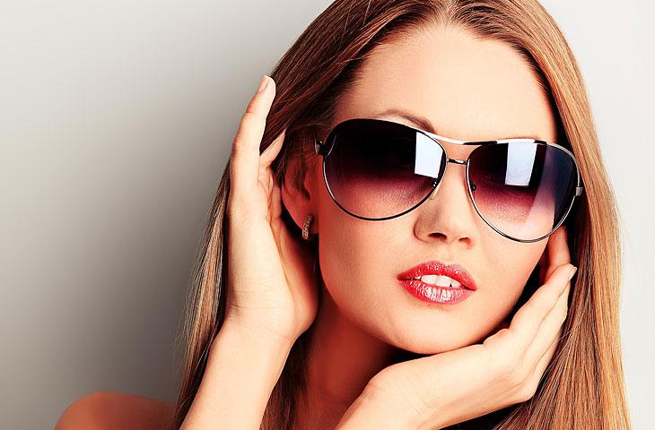 Женские солнцезащитные очки 2018 - лучшие тренды, какие выбрать 1