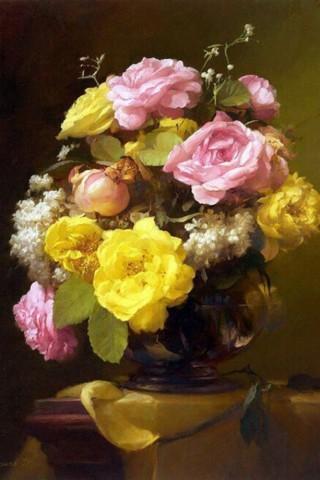 Интересные и красивые цветы картинки на телефон - коллекция №2 7