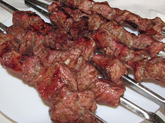 Как замариновать мясо для шашлыка из свинины - главные секреты 4