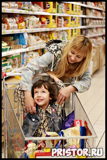 Как прекратить истерику ребенка в магазине - советы родителям 2