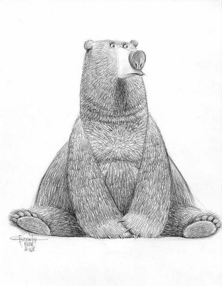Картинки для срисовки сложные и непростые - скачать бесплатно №9 1