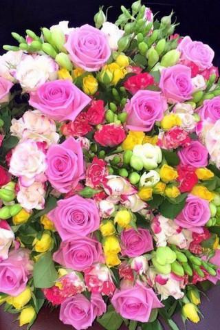 Картинки на телефон букеты и цветы - самые красивые и удивительные 13