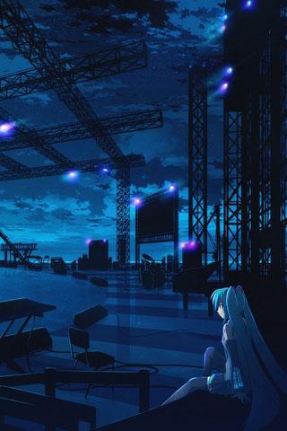 Красивые и прикольные аниме картинки на телефон - скачать №8 6