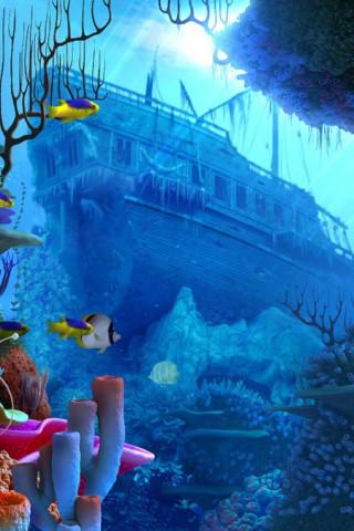 Красивые картинки воды и водного мира на телефон - лучшие заставки №10 11