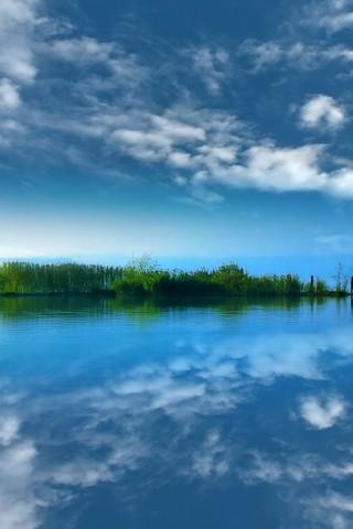 Красивые картинки воды и водного мира на телефон - лучшие заставки №10 13